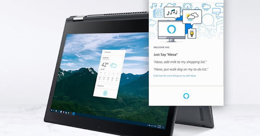 The Alexa App Is Now Available for All Windows 10 Computers | Digital Trends