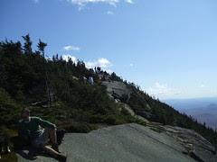 Adirondack Vacation  - 10/08 - Giant Mountain Hike