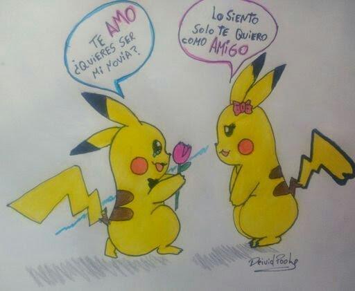 Dibujo Día Del Amor Y De La Amistad Arte Pokemon Ap Amino