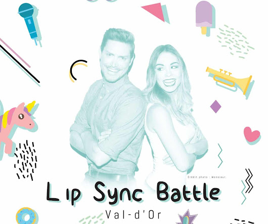5 raisons de s'inscrire au Lip Sync Battle à Val-d'Or