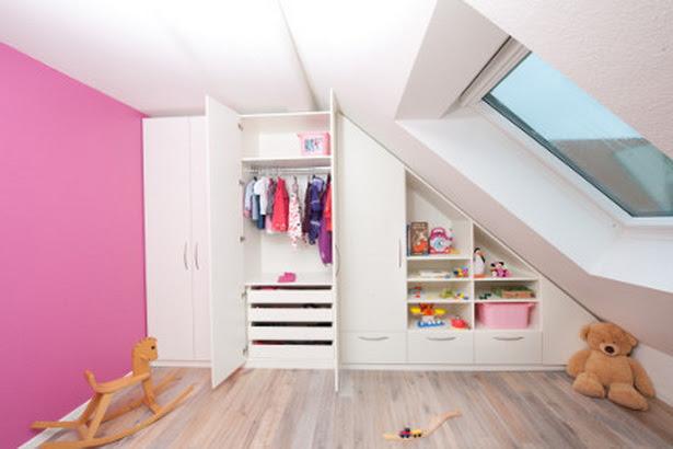 Kinderzimmer mit dachschr\u00e4ge gestalten