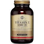 Solgar, Vitamin E 1000 IU Mixed, 100 Softgels