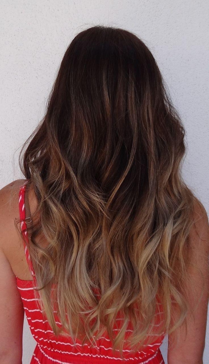 Latest Fashion Style Women Hair Style Long Hair
