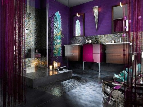 Search results for purple bathroom on imgfave