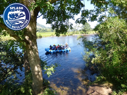 5 Things to do in Aberfeldy, Highland Perthshire - Splash White Water Rafting