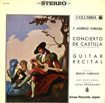 TARRAGO, RENATA torroba; concierto de castilla