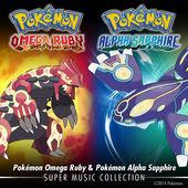 Pokémon Omega Ruby & Pokémon Alpha Sapphire: Super Music Collection, GAME FREAK