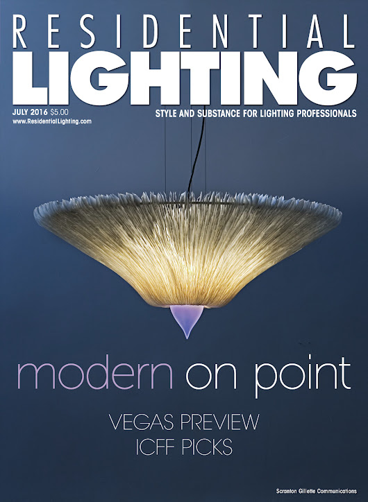 Residential Lighting  July 2016