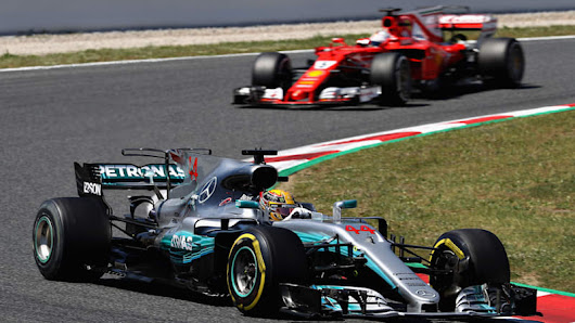 Exciting Spanish Grand Prix tightens up the championship race