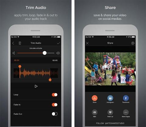 Add Music To Video App