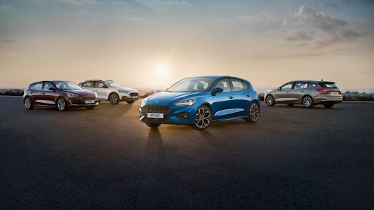 All-New Global Ford Focus is The Most Innovative, Spacious, Connected and Fun-to-Drive Focus Ever | Ford Media Center