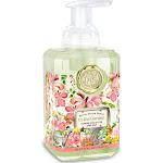 Michel Design Works Foaming Shea Butter Hand Soap, In the Garden - 17.8 oz bottle