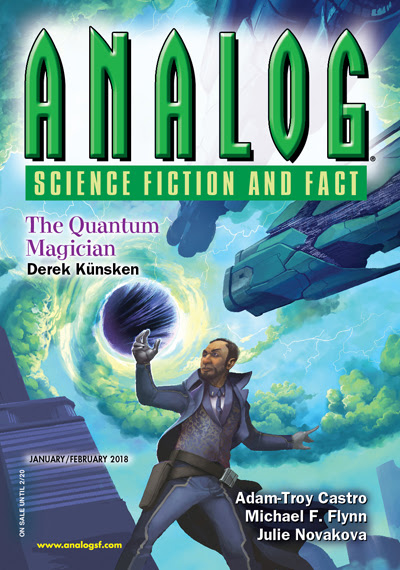 Current Issue | Analog Science Fiction