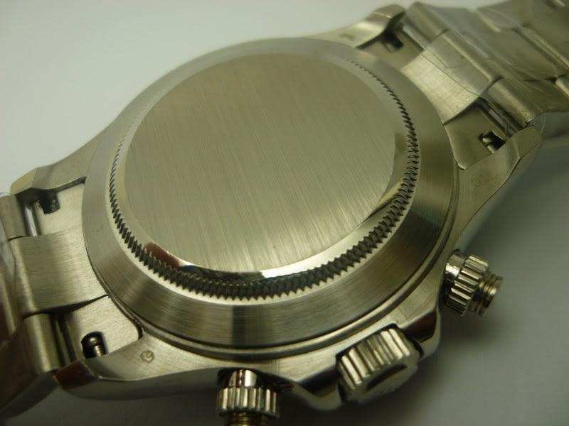 Rolex Daytona Caseback