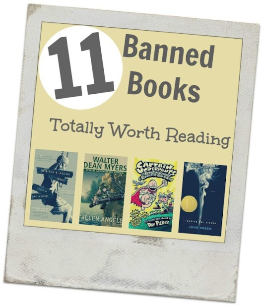11 Banned Books Totally Worth Reading