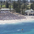 Rally Against Shark Culling on Cottesloe Beach - Jordan Shields, Photojournalist