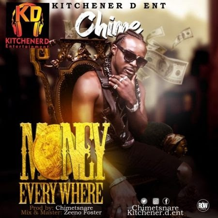 DOWNLOAD MP3: Chime – More Money Everywhere