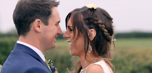 Sweet English Wedding Film With Some Very Personal Touches