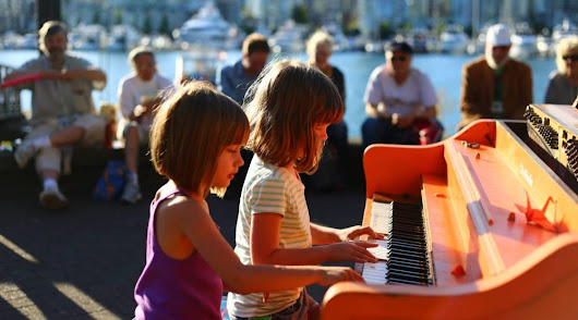 Keys to the Streets Jam session to raise money for Vancouver public pianos