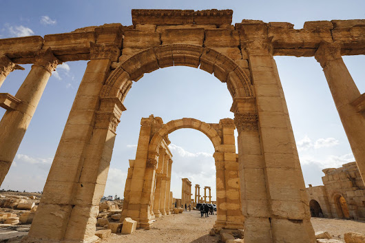 Nearly Destroyed by ISIS, the Ancient City of Palmyra Will Reopen in 2019 After Extensive Renovations | artnet News