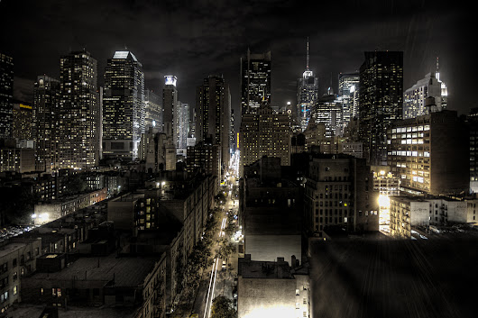 Image: File:New York City at night HDR edit1.jpg - Wikimedia Commons