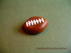 football topper