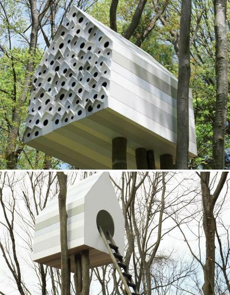 Treehouses Nendo