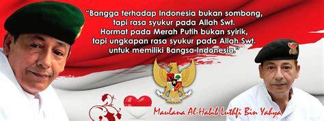 kata kata mutiara maulana al habib luthfi bin yahya