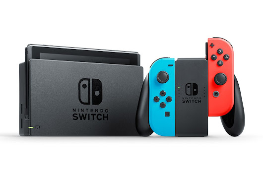 Contest - Win a Nintendo Switch