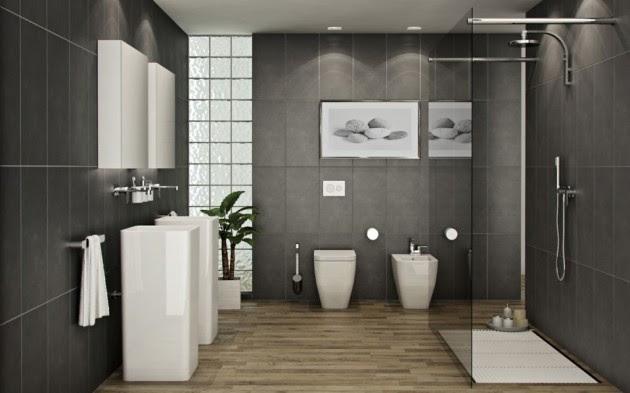 TOP 5 Modern Bathroom Color Ideas that Makes you Feel ...