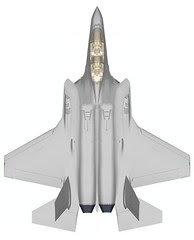 Proposed F-35D Long Range Variant
