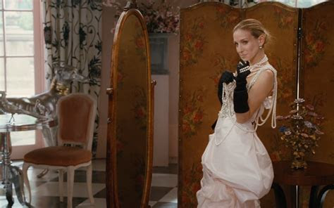Christian Lacroix Wedding Dress ? Sex and the City (2008