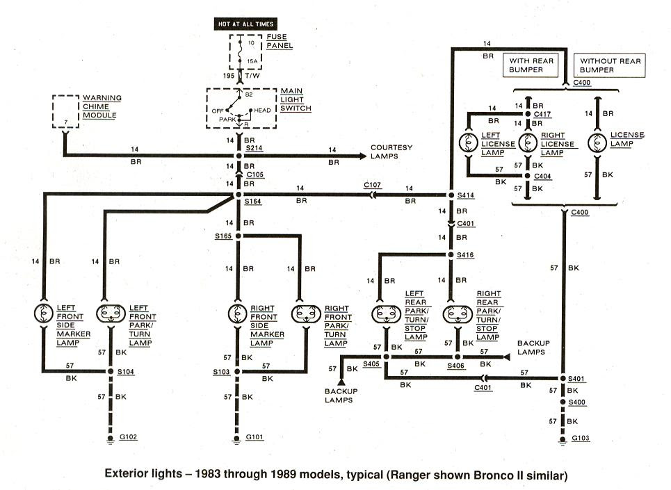 94 Ford Ranger Wiring Diagram Wiring Diagram Browse A Browse A Cfcarsnoleggio It