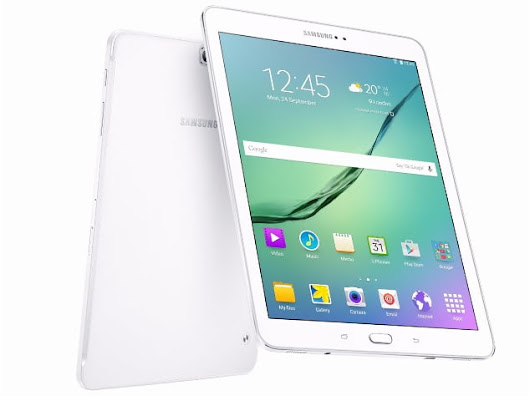 Samsung Galaxy Tab S2 launched in 9.7 and 8-inch screen sizes