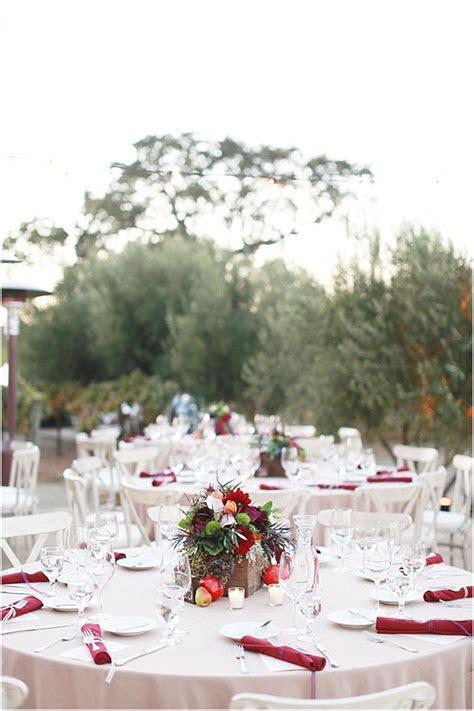Lisa & Eric: A Fall Hued Wedding at Sunstone Villa
