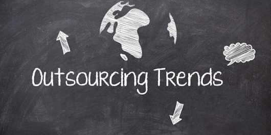 Top outsourcing trends influencing IT industry in 2017 | Bizofit Point of View