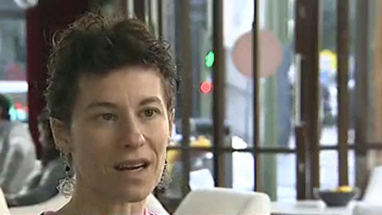 Stefania Rossini enseña cómo una familia puede vivir con 5 euros al día
