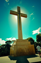 Cross @ Mt Macedon