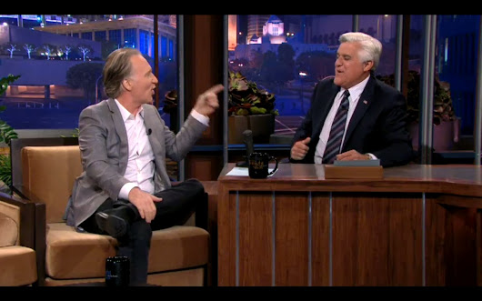 Bill Maher On Jay Leno 'Tonight Show' Departure: 'What The F**k Is Wrong With You?'