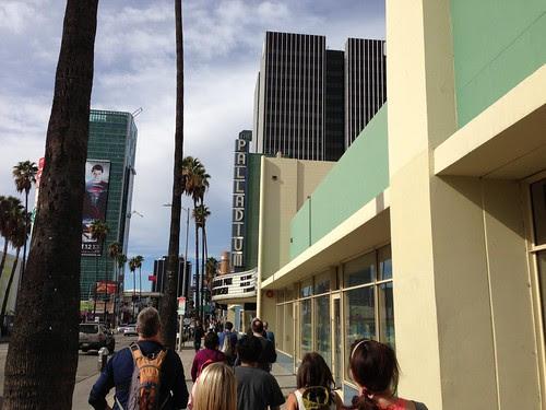 Great Los Angeles Walk 2013