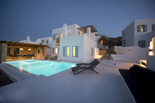 Diles Villas Mykonos and vacation rentals