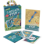 Hoyle 1036721 Catch'N Fish Kids Card Game