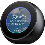 Amazon Echo Spot 1st Generation 2017 Smart Alarm Clock with Alexa Black VN94DQ