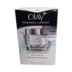 Olay Regenerist Luminous Tone Perfecting Cream, Moisturizer - 1.7 Oz