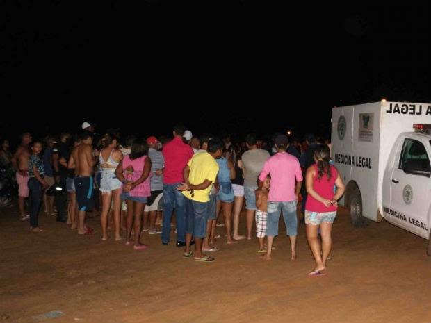 Músico foi morto a tiros na noite de sexta (31) em Mossoró (Foto: Marcelino Neto/O Câmera)
