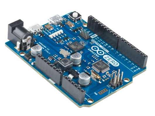 Arduino Blog  » Blog Archive   » Meet Arduino ZERO – the new board jointly developed by Arduino and Atmel