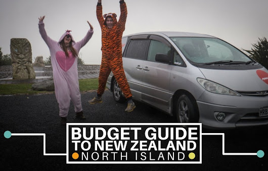 Budget Guide for NZ; North Island - Castaway with Crystal