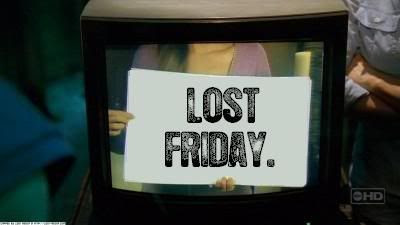 Lost Friday - The Cost Of Living.