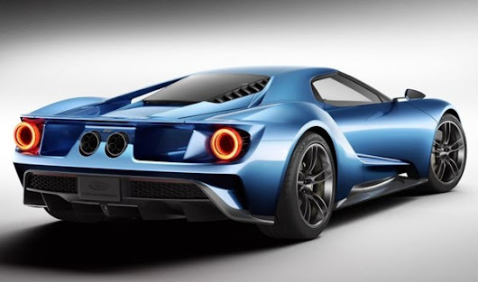 The Fantastic Ford GT: Built on Performance & Ultra Efficiency - Legatto Lifestyle Magazine