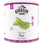 Augason Farms Freeze Dried Peas #10 Can, 16 oz